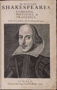 220px-Title_page_William_Shakespeare's_First_Folio_1623