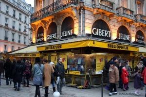 Librairie Gibert Jeune ParisA 3 BP Clementine