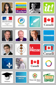 Francophonie sur Twitter