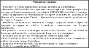 Propositions francop eco pouria amirshahi